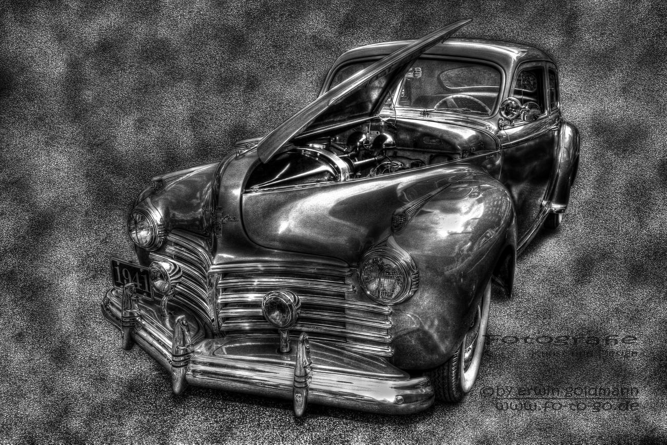 Chrysler classic car SW