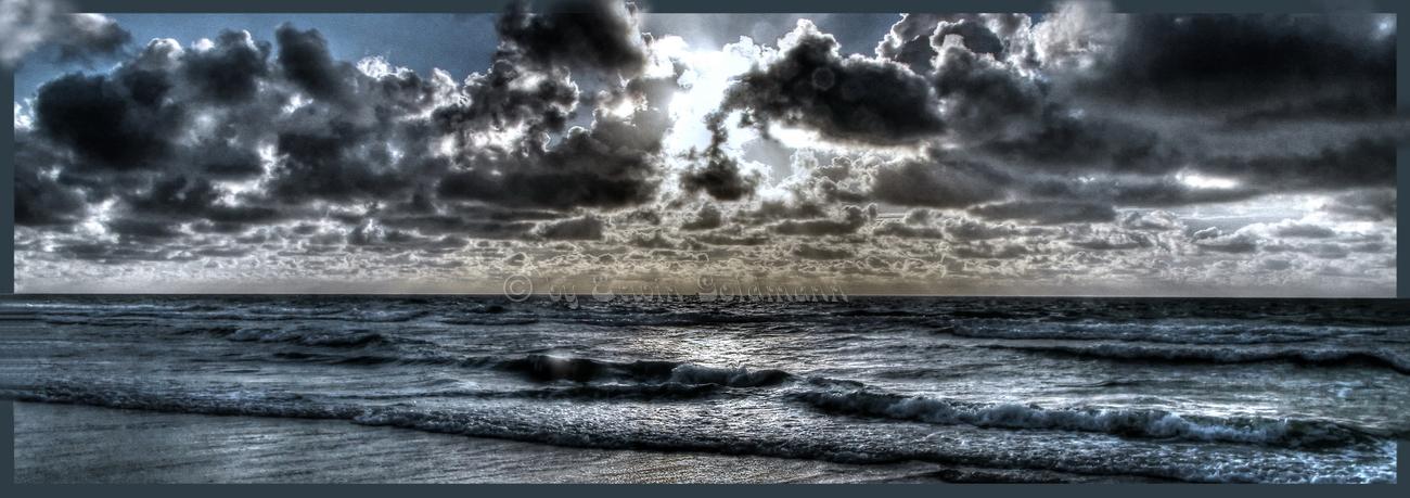 Die Wolken und das Meer