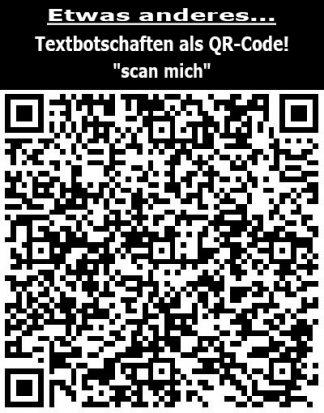 QR-Code Botschaften